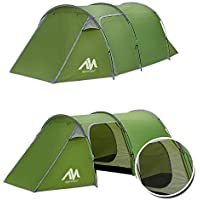 AYAMAYA Camping Tents 3-4 Person/Man/People with 2/Two...