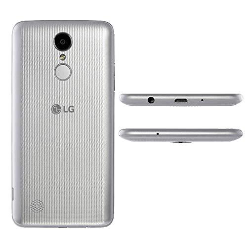LG Aristo MS210 | 16GB, 1.5GB RAM | 4G LTE | 13MP camera W/Flash | Android OS 7.0 Nougat | (Silver) - metroPCS Unlocked