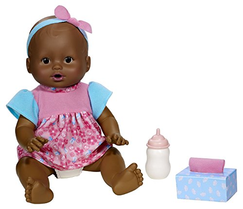 Make Dirty Diaper Game (Little Mommy Wipey Dipey African-American Doll)