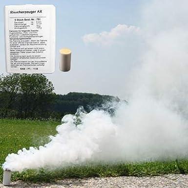 HUMO LIMPIO AX-9 (caja con 10 cartuchos). ENVÍO GRATIS por la compra de 2 o mas artículos de humo técnico de nuestro catálogo.