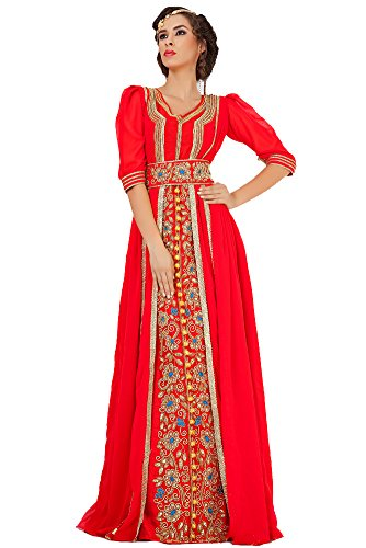 PalasFashion PalasFashion Caftan Women's Women's Kleid KKPF1032 KKPF1032 Kleid PalasFashion Caftan vqprwUv