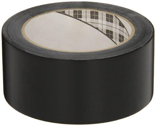 3M General Purpose Vinyl Tape 764 Black, 2 in x 36 yd 5.0 mil (Pack of 1)
