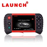 ICARSCANNER Launch Creader CRP Touch Pro Obdii Scan Tool 5.0' Android Touch Screen Full System Diagnostic Scanner For Battery Registration,Transmission, ABS, EPB, Oil Light...