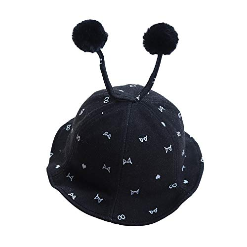 Yezijin Baby Girls Boys Winter Warm Fisherman Hat Sunshade Sun Protection Cap ()
