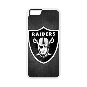 iPhone 6 4.7 Inch Case Image Of Oakland Raiders Logo YGRDZ23547 Phone Case Cover For Men Plastic