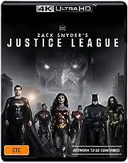 Zack Snyder's Justice League (4K Ultra HD + Blu-Ray)