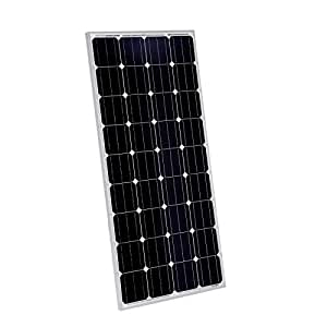 Solar Panel 12V 200W Mono Module House Caravan Boat Camping Off Grid Use