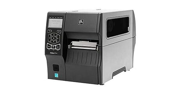 Zebra Industrial Printer Black - ZT410: Amazon com: AlTaheriComputers