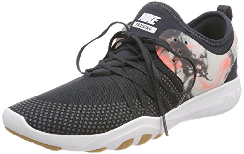 blanc Gris Nike anthracite Tr Sportive Nero rouge Lave 7 Wmns Indoor Free Brillant anthracite Donna Scarpe vvZqC7Wr