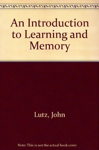 Introduction to Learning & Memory (Psychology)