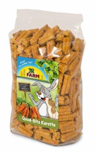 JR Farm de Rongeurs Quad Embouts Carotte 300g