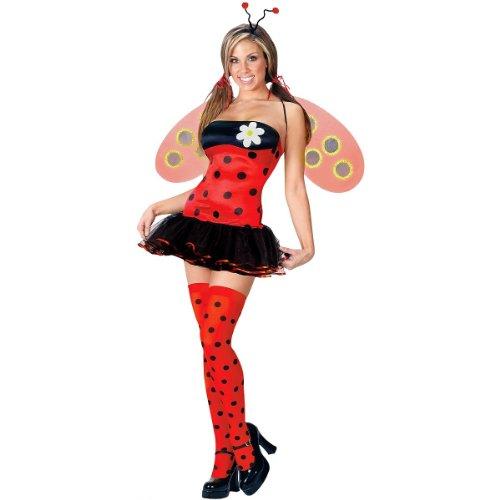 Leggy Ladybug Adult Costume - Small/Medium