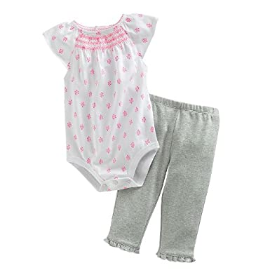 Carter's Baby Girls' 2 Pc Sets 121g848 Carters