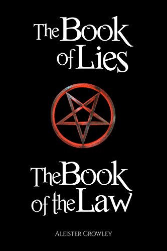 Of law aleister crowley book