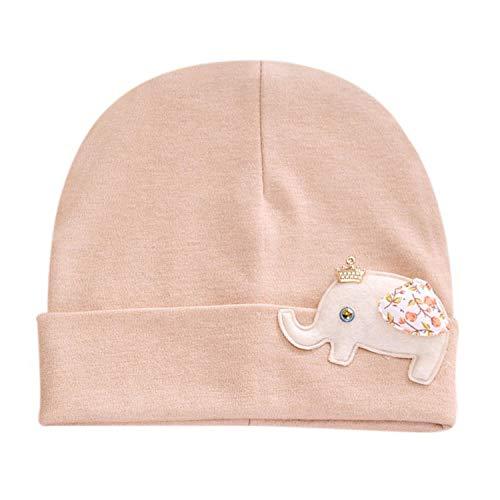 Eric Carl New Baby Hat Small Fresh Stripe Flower Baby Color Cotton Headgear Spring Autumn Models Baby Hat Newborn -