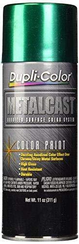 - Dupli-Color MC203 Green Metal Cast Anodized Color - 11 oz.