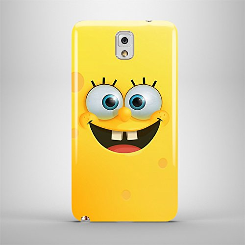 Fashionable & Cool Design for Samsung Galaxy Note 4 Hard Case Cover (girl9) (Note 4 Case Spongebob)