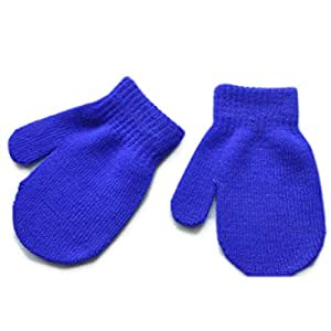 VNHOME: Cute Kids Winter Gloves Fashion Toddler Mittens