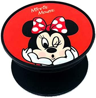 Agarre Extensible y de pie para Smartphones y Tablets con Minnie ...