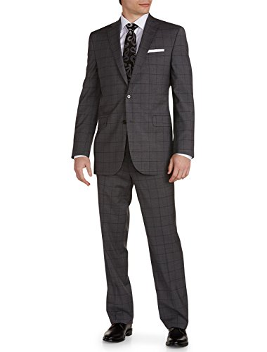 Jack-Victor-Big-Tall-Windowpane-Wool-Nested-Suit-Grey-54-REG