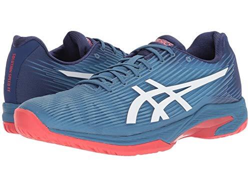 [asics(アシックス)] メンズランニングシューズ?スニーカー?靴 Solution Speed FF Azure/White 13 (29.75cm) D - Medium