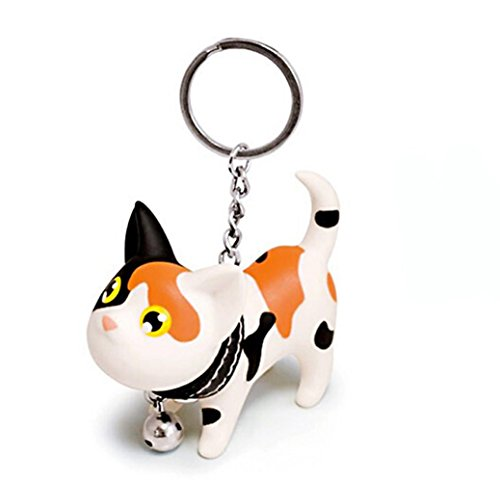 JOYJULY Cat Keyrings Chain Adorable product image