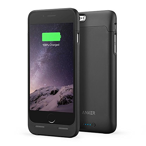 iPhone 6 / 6s Battery Case, Anker Ultra Slim Extended Battery Case for iPhone 6 / 6s (4.7 inch) with 2850mAh Capacity / 120% Ext
