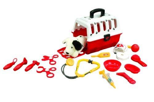 Dalmatian Vet Kit, - Toy Dogs For Kids