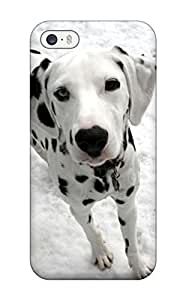Fashionable Style Case Cover Skin For Iphone 5/5s- Dalmatian