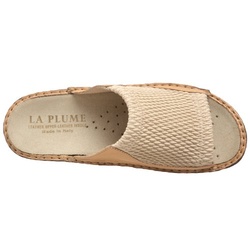 La Plume Women's Stretch Slide Beige cheap enjoy latest collections cheap price outlet amazon wLZuKvDv6