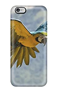 New Style Macaw Premium Tpu Cover Case For Iphone 6 Plus
