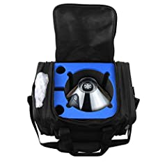 CLOUD/ten Carrying Case Custom Designed for the Volcano Aromatherapy Device and Volcano AccessoriesThis Heavy-duty Volcano Carrying Case is specially designed to fit the Volcano Hybrid, Volcano Digital or Volcano Classic in the center custom-...