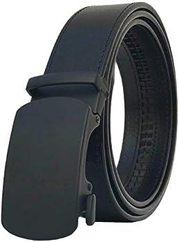 West Leathers Men's Slide Ratchet Belt in Style 1