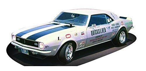 1968 Chevrolet Drag Camaro Z/28 Quicksilver Limited Edition 1/18 by Acme -
