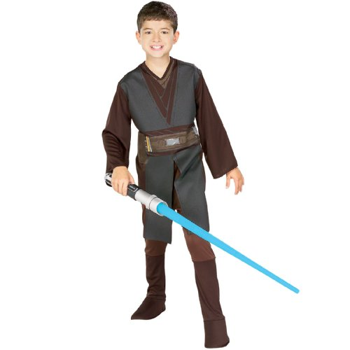 [Anakin Skywalker Costume - Medium] (Luke Skywalker Dark Side Costume)