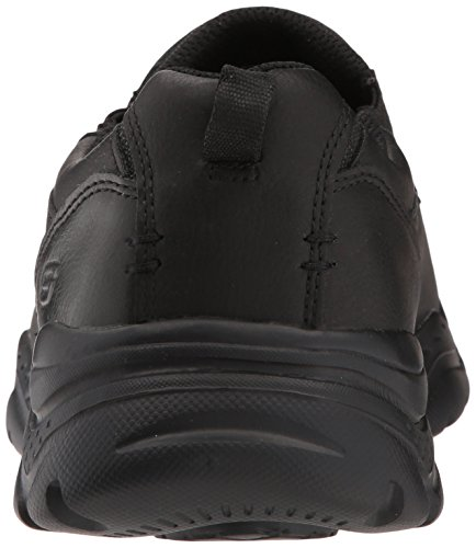 Skechers Hombres Relaxed Fit-rovato-venten Loafer Black 7