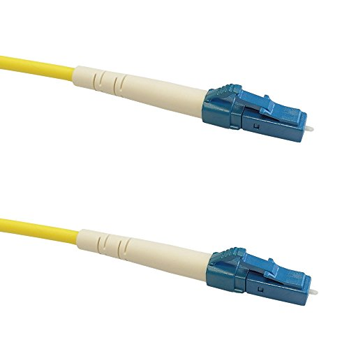 (50ft (15m) Singlemode Simplex LC/LC 9 micron Fiber Cable - 3mm Jacket )