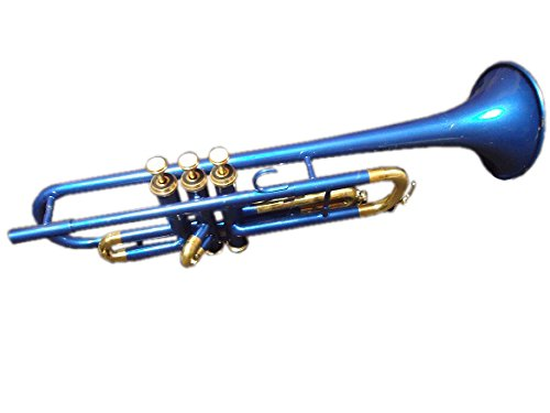 nickle plated trumpet - 8