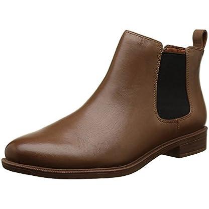 Clarks Women's Taylor Shine Short Shaft Boots 1