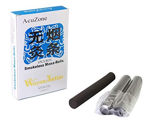 (Acuzone Smokeless Moxa-Rolls)