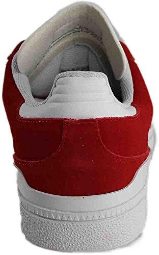 Adidas Originals De Los Hombres Zapatilla Escarlata / Calzado De Moda Busenitz Blanco / Blanco Calzado Clearance Footaction Envío gratuito Sneakernews Mejor proveedor Compre una buena venta barata x8rNrlX6VV