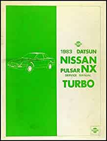 datsun nissan pulsar car interior design Nissan Owner's Manual Online Nissan Owners Manual PDF