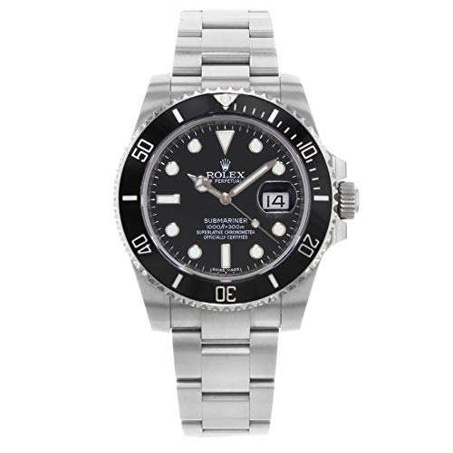 Rolex Submariner Automatic-self-Wind Male Watch 116610 (Certified Pre-Owned) ()