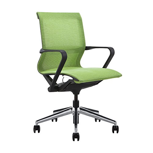 Empire Setu Replica Mesh Management Chair (Green) (Replica Mesh)