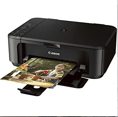 Canon PIXMA MG3222 Wireless Color Photo Printer with Scanner and Copier