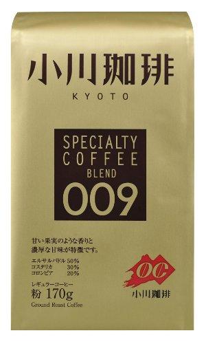 小川珈琲 スペシャルティコーヒー009 粉 170g