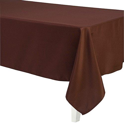 chocolate tablecloth - 8