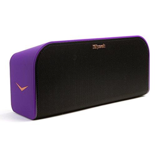 Klipsch KMC 3 Purple Portable Speaker, Purple