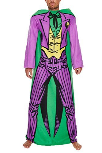 Caballeros Manta Con Mangas The Joker Vellón Descanso Regalo Caja DC Comics Batman: Amazon.es: Ropa y accesorios