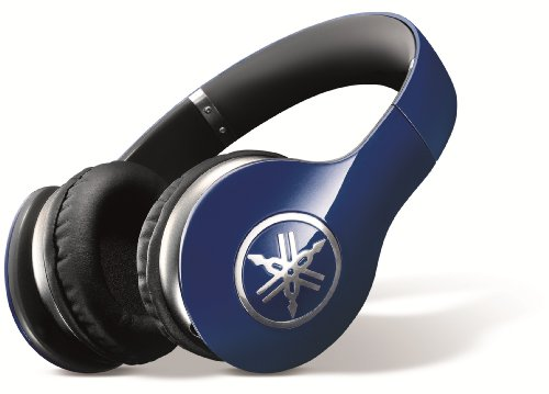 Yamaha PRO 500 High-Fidelity Premium Over-Ear Headphones (Racing Blue)